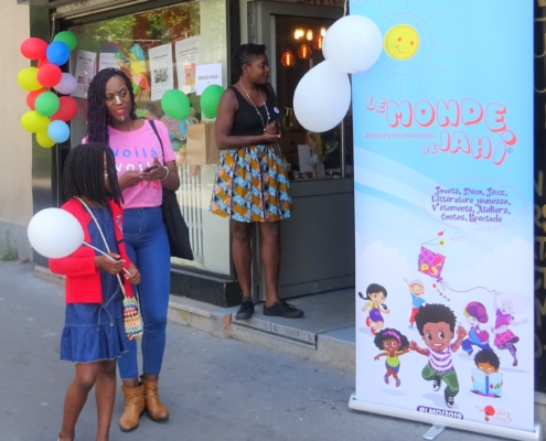 Les Kitoko Doll au Monde de Jahi à Paris