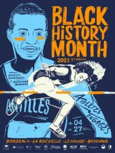 Black history month bordeaux